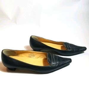 J. Crew Edie loafers, flats black size 7